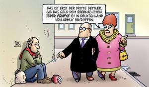 ungleiche verteilung reichtum deutschland