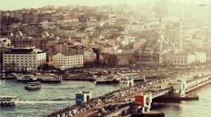 altes bild istanbul