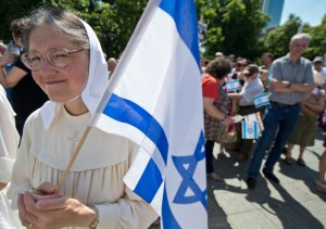 klosterfrau für israel