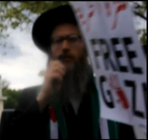 rabbi free gaza