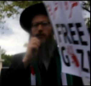 rabbi free gaza