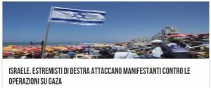 rechte gegen linke in israel quelle tribuna