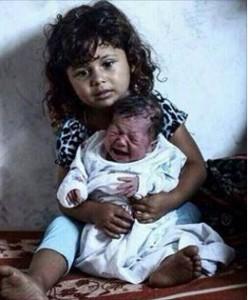 2 children in gaza
