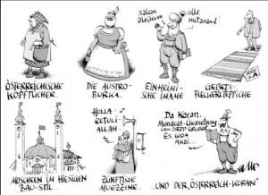 islam in österreich