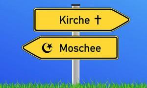 kirche und moschee mezyak