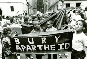 bury apartheid