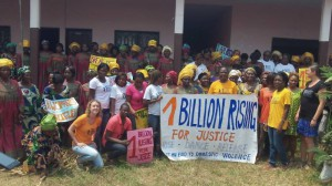 1 billion rising for justice