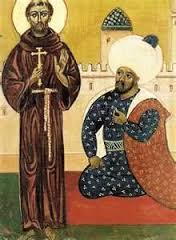 franziskus und der sultan