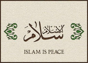 islam is peace promosaik