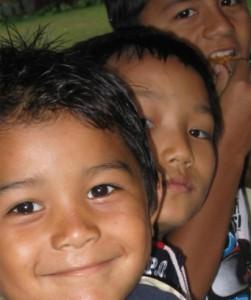 kinder aus nepal 1