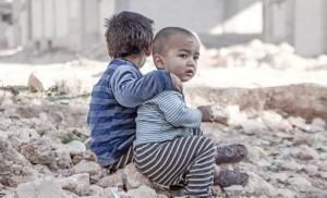 kinder im krieg syrien