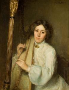 1-Harpist