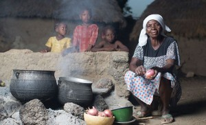 cooking for africa