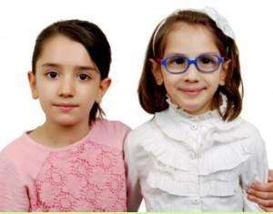 leyla und sarah portrait