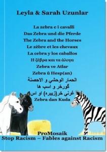 zebra e cavalli cover promosaik