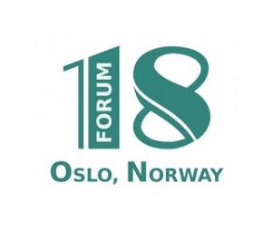 Forum 18 logo